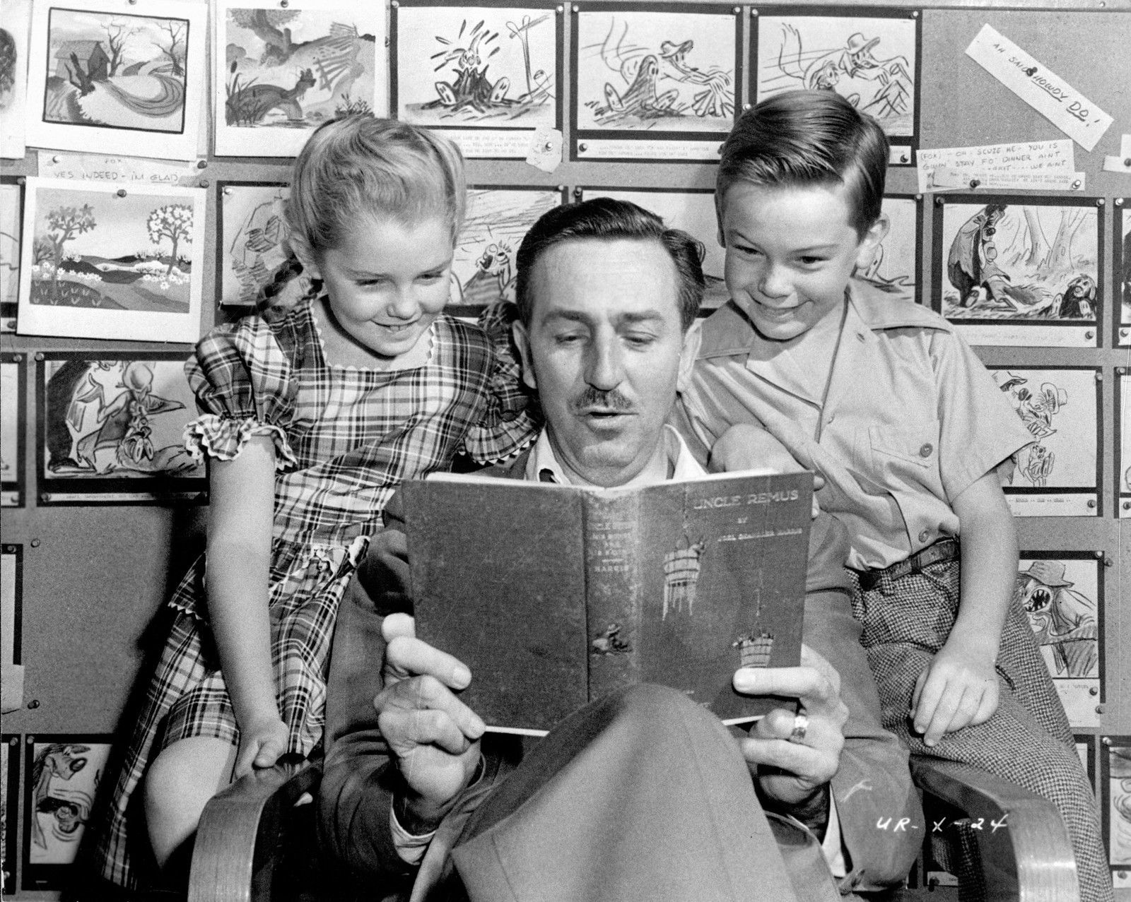 Walt Disney photo http://facebook.com/tresorsdisney