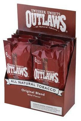 Swisher Sweets Outlaws NAT Cigar #swisher #cigar #cigars