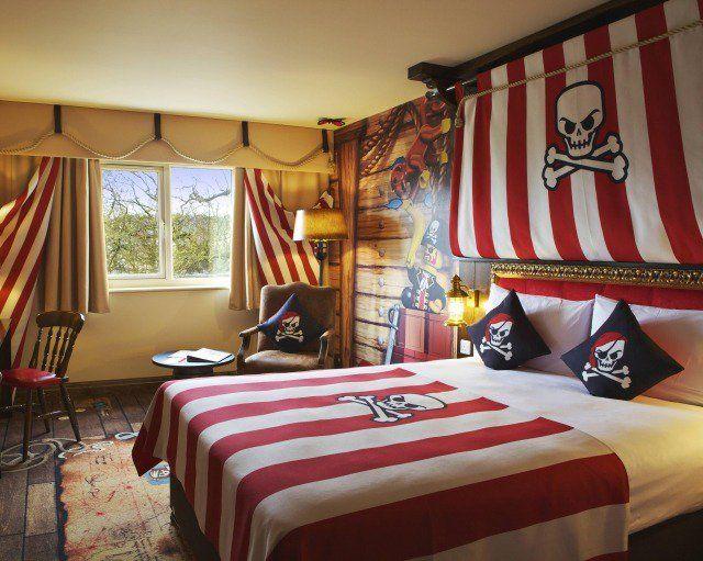 chambre magnifique pour garon avec dco thme pirates