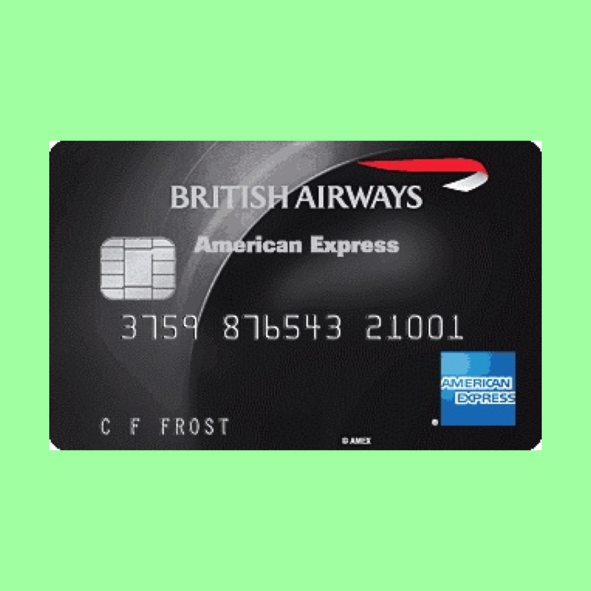 British Airways Amex Premium Plus Card Point Calculator British Airways Premium Plus British