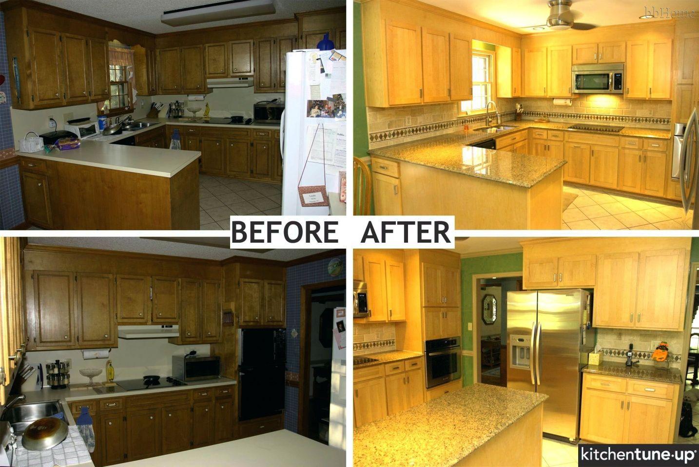 Fein Küchenschränke Refacing Diy Bilder - Küchen Design Ideen ...