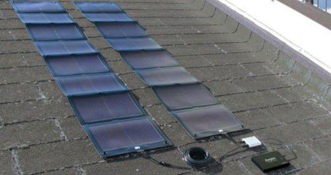 Paneles Solares Plegables Para Llevar Eco