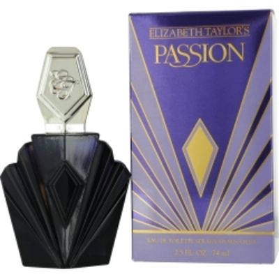 Passion edt spray 2.5 oz by elizabeth taylor $20.95