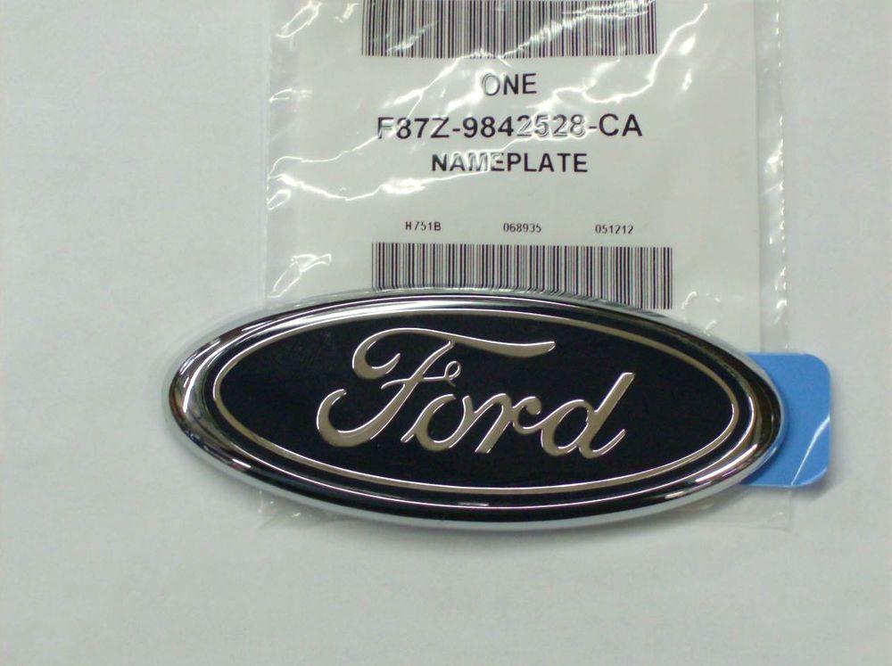 1992 1993 1994 1995 1996 Ford F150 Bronco Explorer Ranger Grille Emblem New Oem Built Ford Tough Classic Car Insurance F150