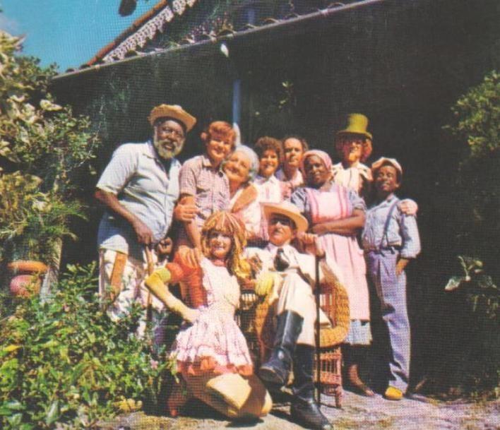 Resultado de imagem para imagens do sitio do picapáu amarelo