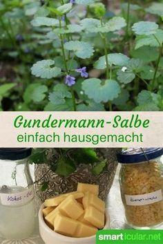 Unguento curativo di Gundermann per ferite male curative