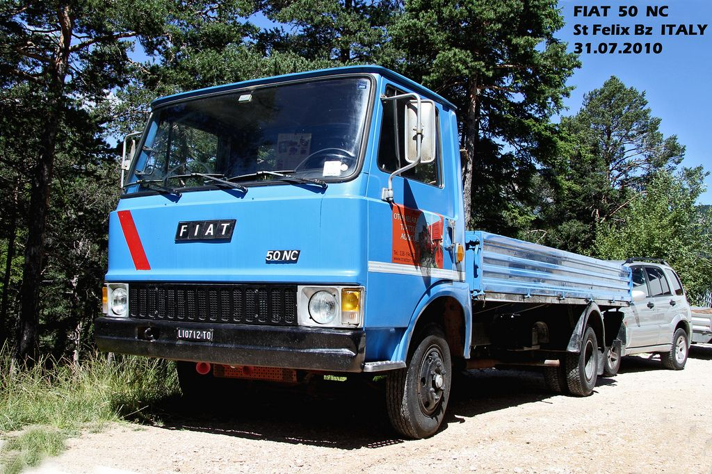 Truck - FIAT 50 NC | by marvin 345
