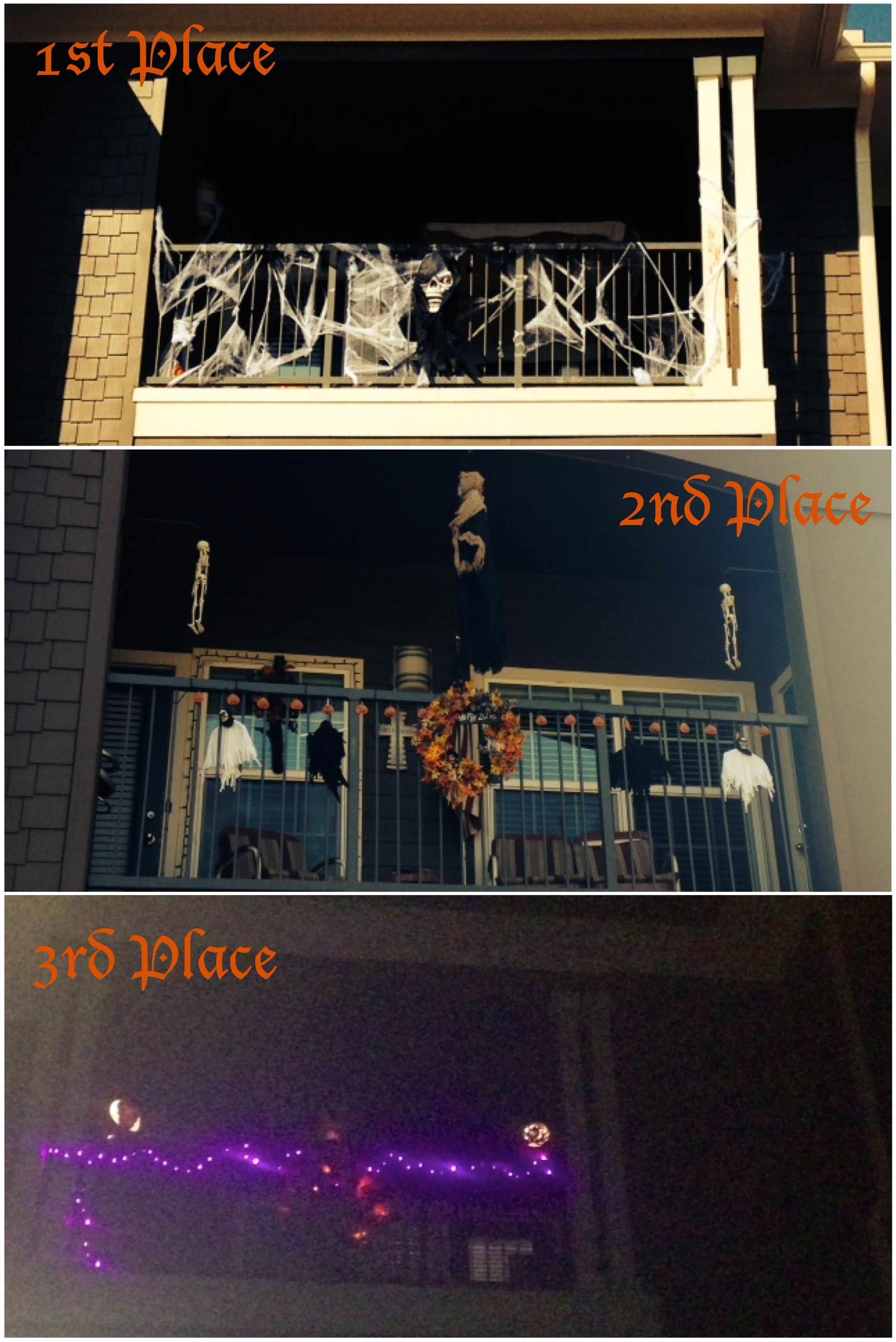 30++ Halloween decorating ideas for balcony trends