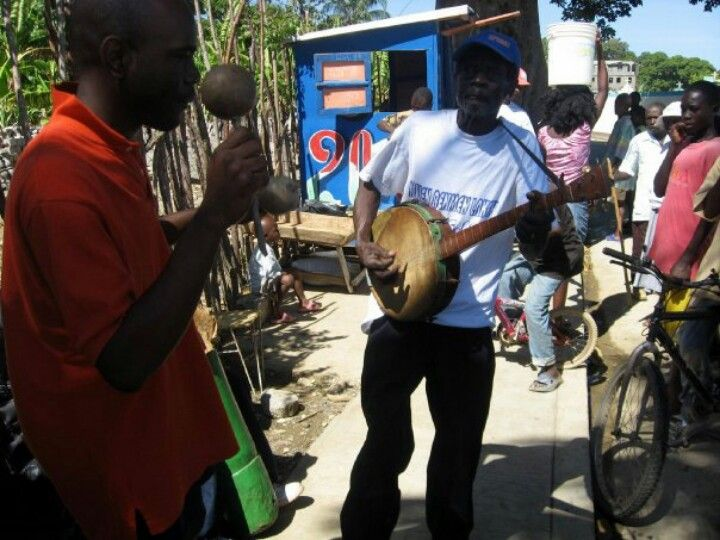 Island flavor in Ayiti (Haiti)