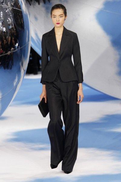 Christian Dior Paris Fashion Week Fall 2013 - FLARE