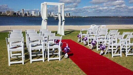 South perth foreshore wedding rings