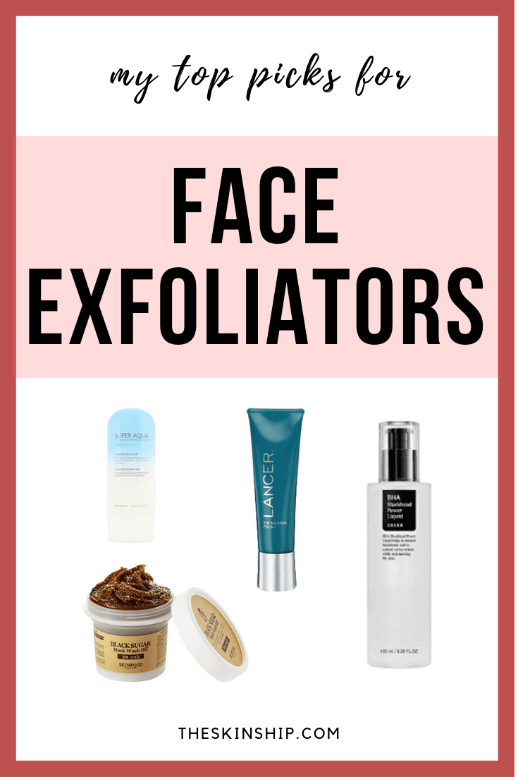 Including An Exfoliator Into Your Skin Routine Is Important Not Only Does Is Brighten And Freshen Your Face But Help Skin Care Secrets Skin Care Skin Routine