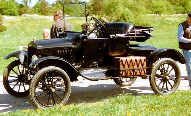 1917 Ford Model T Runabout Ford Model T Wikipedia The Free