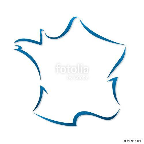 carte de france stylisée Résultat de recherche d'images pour