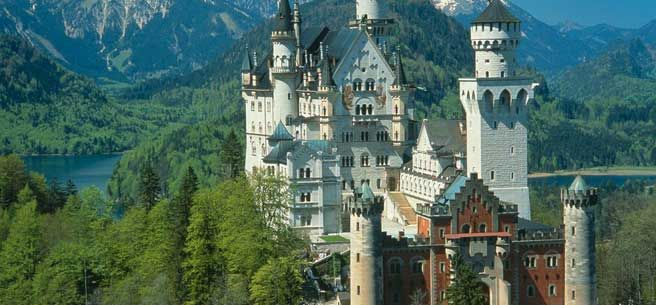 The Top 100 Sights And Attractions In Germany Holiday