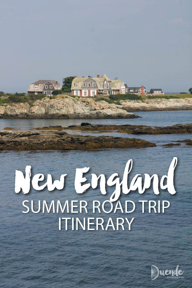 Photo of Cruise New England in 8-days with this Road Trip Itinerary