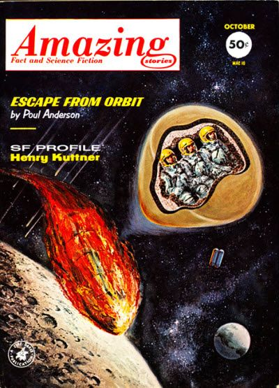 escape from orbit.#