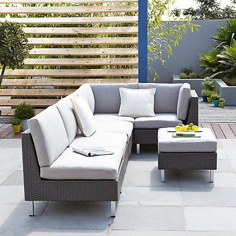 Buy John Lewis Madrid Outdoor Furniture Online at ...