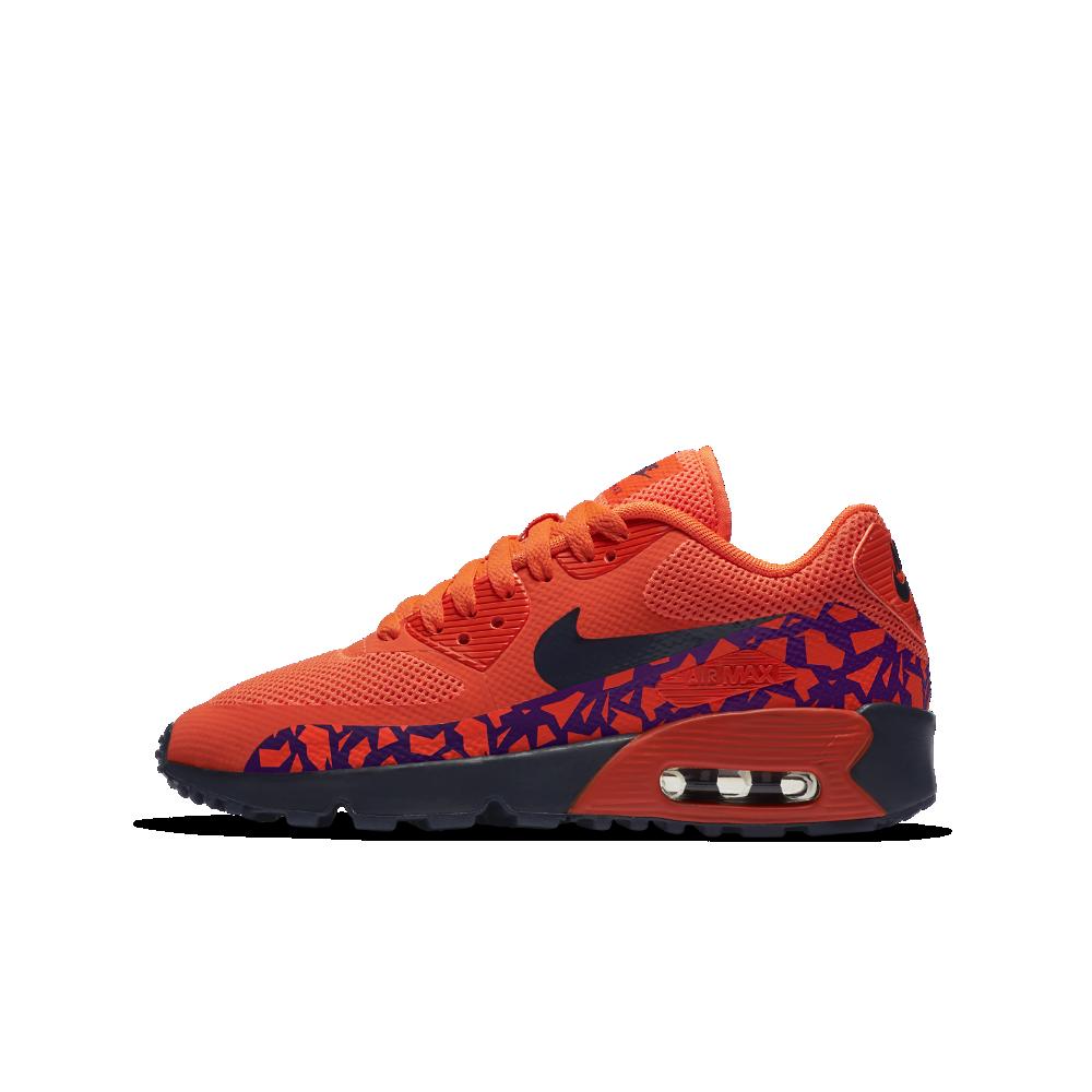 Nike Air Max 90 FB SE Big Kids' Shoe Size 4Y (Red