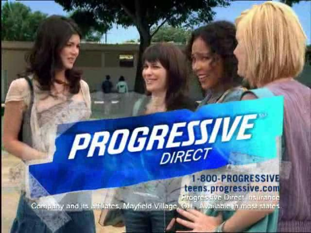 Progressive. Video by ThinkBreatheLive.