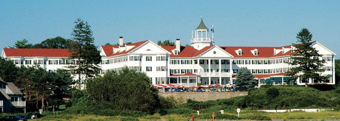 The Colony Hotel Kennebunkport Mainesummer
