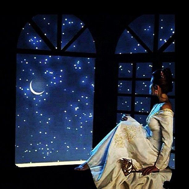 Open Window at Night |