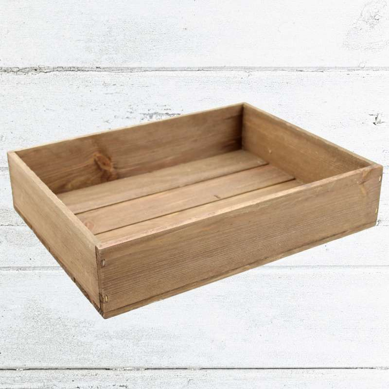 Small Rustic Wooden Seeder Tray Rustic Tray Wooden Wine Boxes Wooden Tray