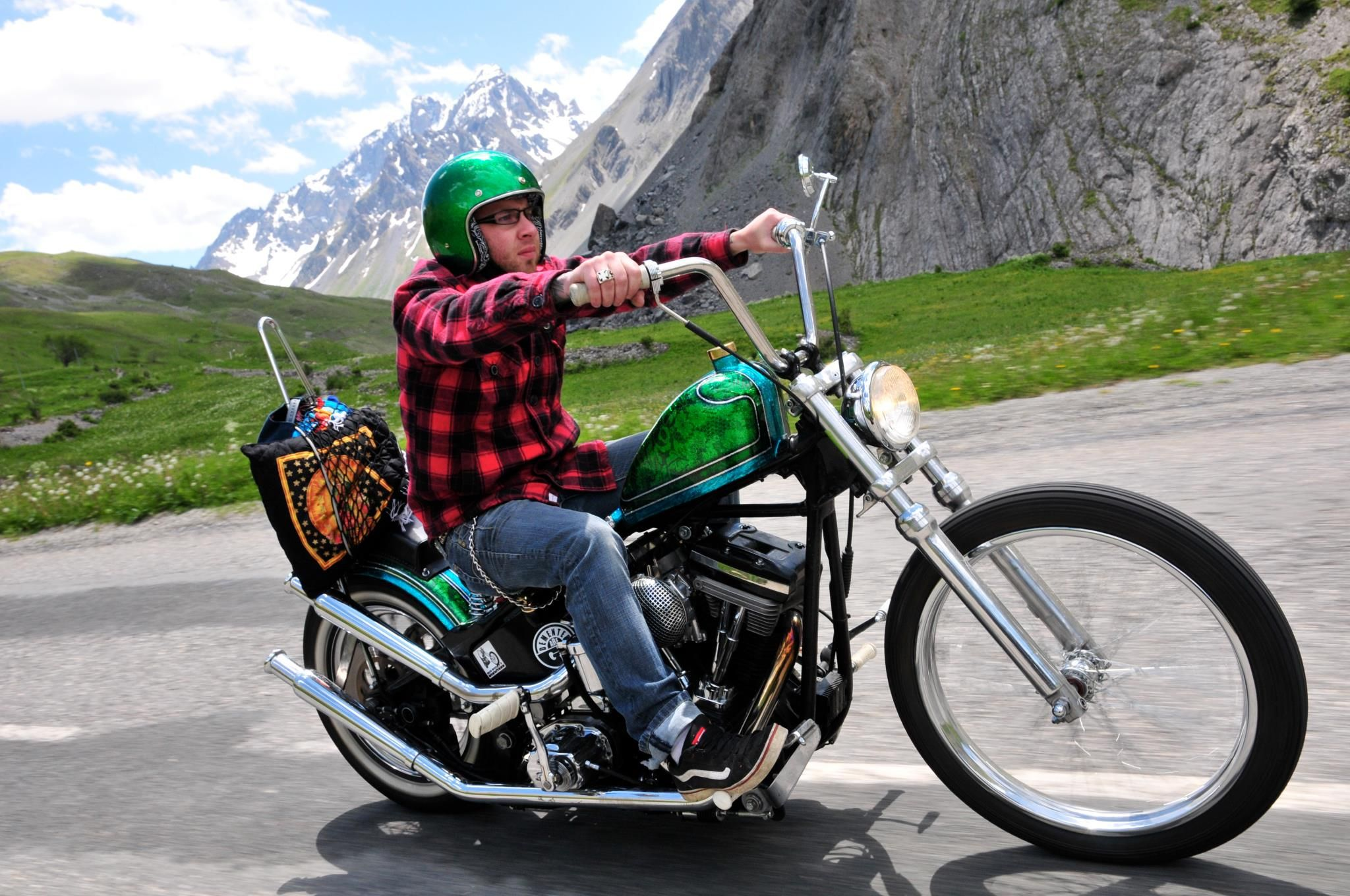 Softail - Wild Motorcycles