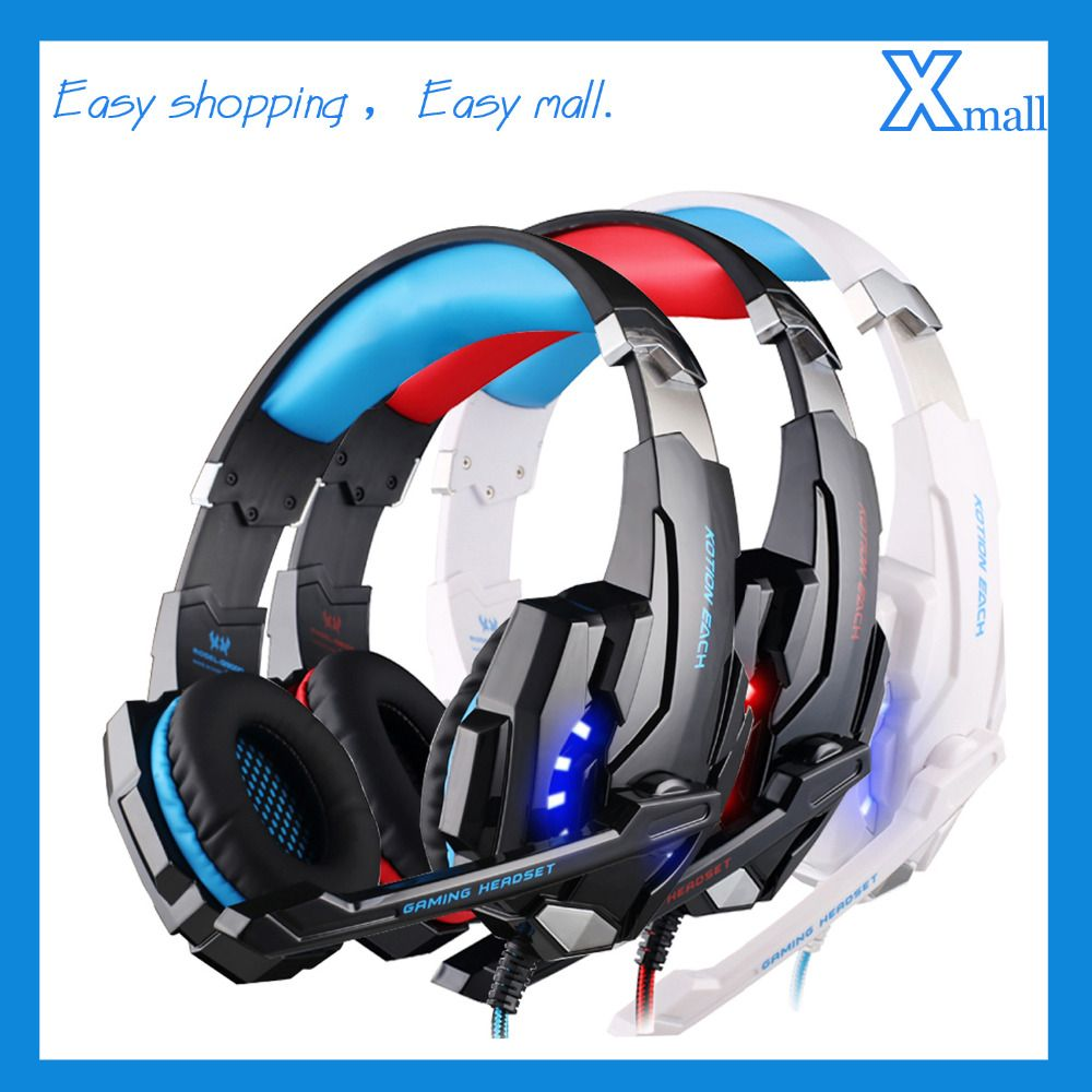 Kotion Each G9000 35mm Gaming Headphone Headband Headset With