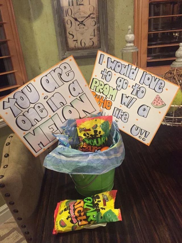 Pin by Alyssa Baker on Prom | Cute prom proposals, Prom