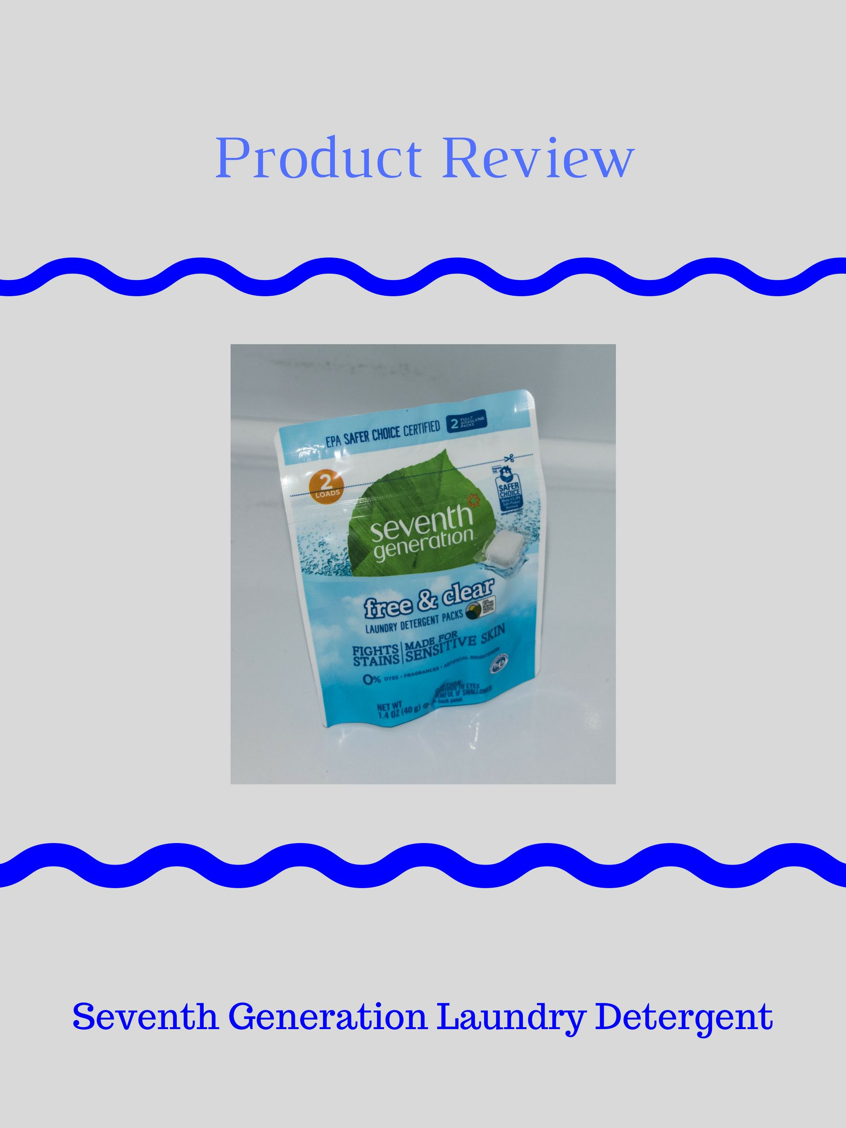 Do You Have Sensitive Skin Check Out This Free And Clear Laundry Detergent Seventh Generation Laundry Detergent Laundry Detergent Detergent