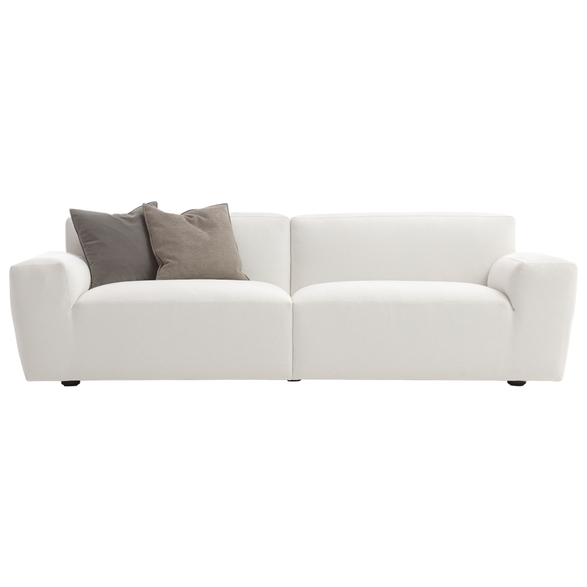 Pleasing Bisentina Sofa Winter White Sofa Minimalist Decor Gmtry Best Dining Table And Chair Ideas Images Gmtryco