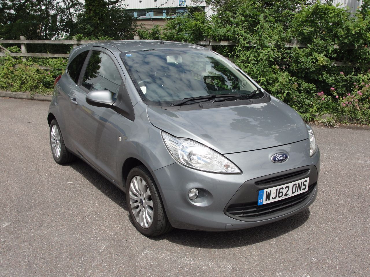 Used Ford Ka 1 2 Zetec 3dr Start Stop For Sale In Newton Abbot