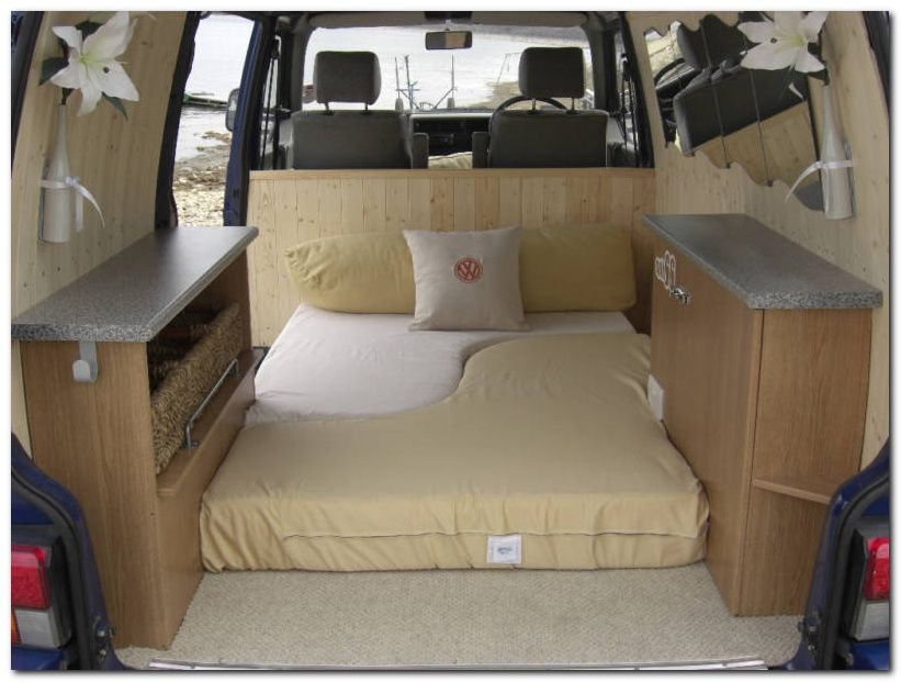 60 Simple But Cozy Camper Van Interior Ideas The Urban Interior