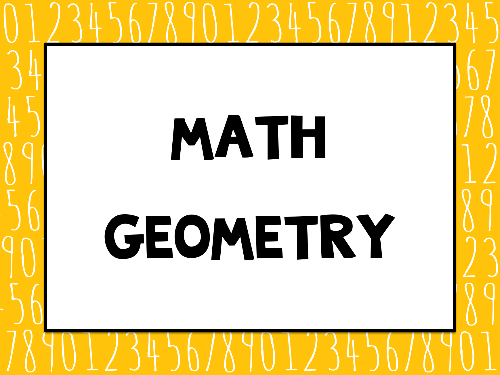 Pin By Binder Kinder On Math Geometry