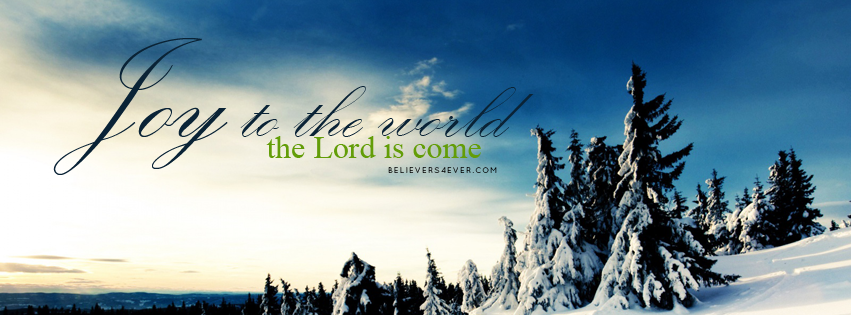 #Joy To The World, The Lord Is Come. Free #Christian #Christmas
