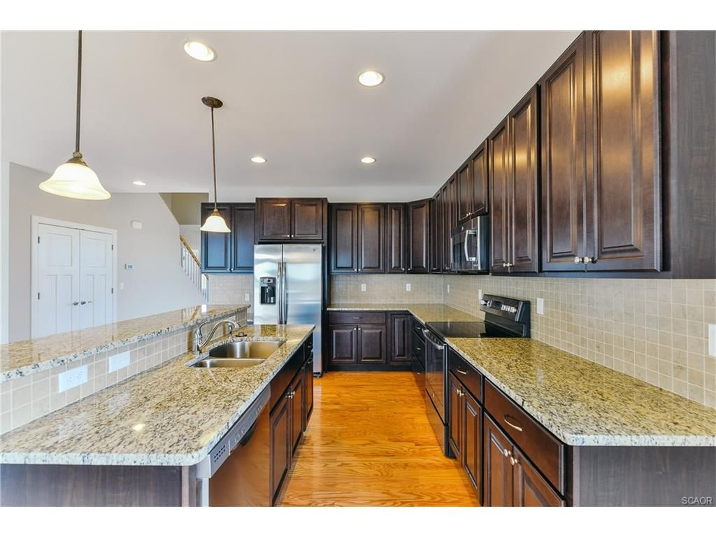 Gourmet kitchen at this brand new home for sale close to Fenwick Island DE - 27497 Shipwreck Dr, Selbyville DE