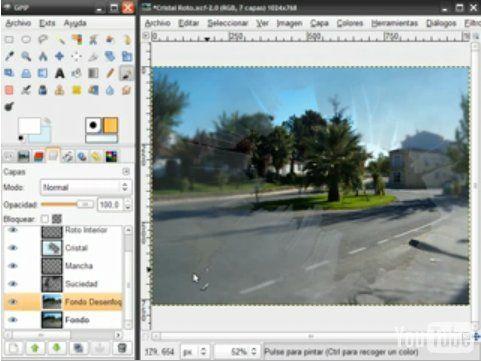 Todo Gimp Gnu Image Manipulation Program Cursos Curiosidades Noticias Tutoriales Tutorial Actividades Pinceles Recursos Español So Tutorial Gimp Site Words