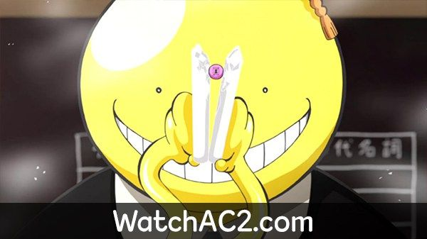 Assassination Classroom Season 1 And 2 Subbed And Dubbed