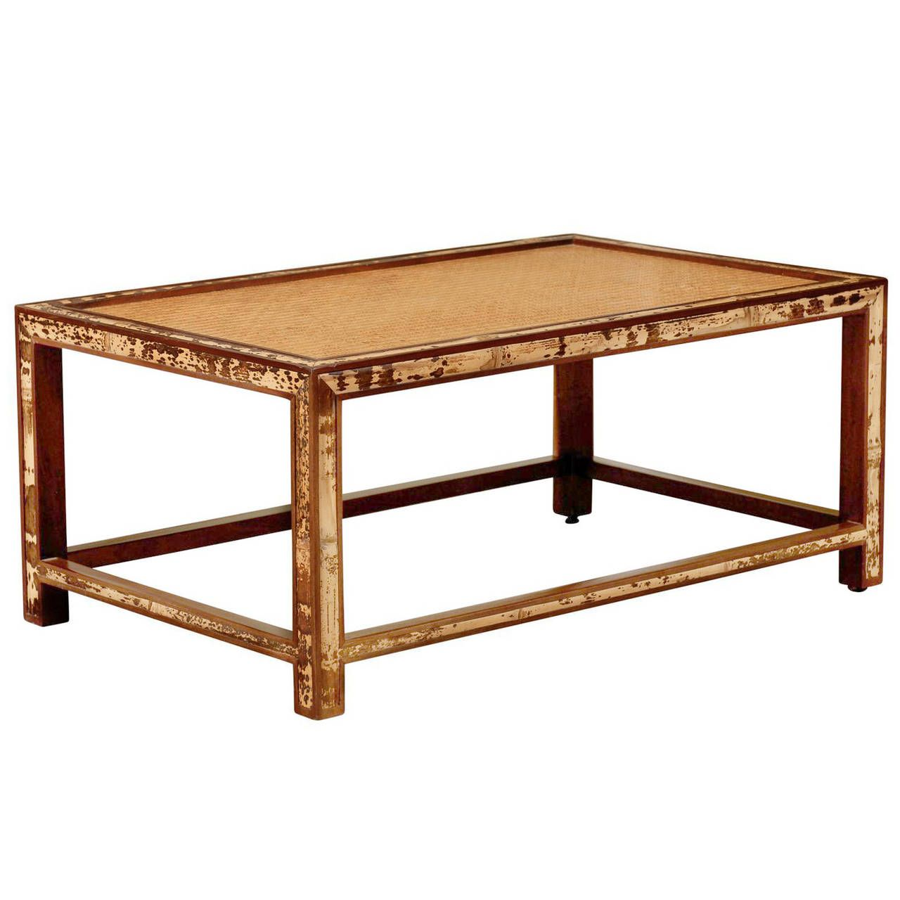 Beautiful Vintage Bamboo And Raffia Coffee Table Coffee Table Coffee Table Vintage Table [ 1280 x 1280 Pixel ]