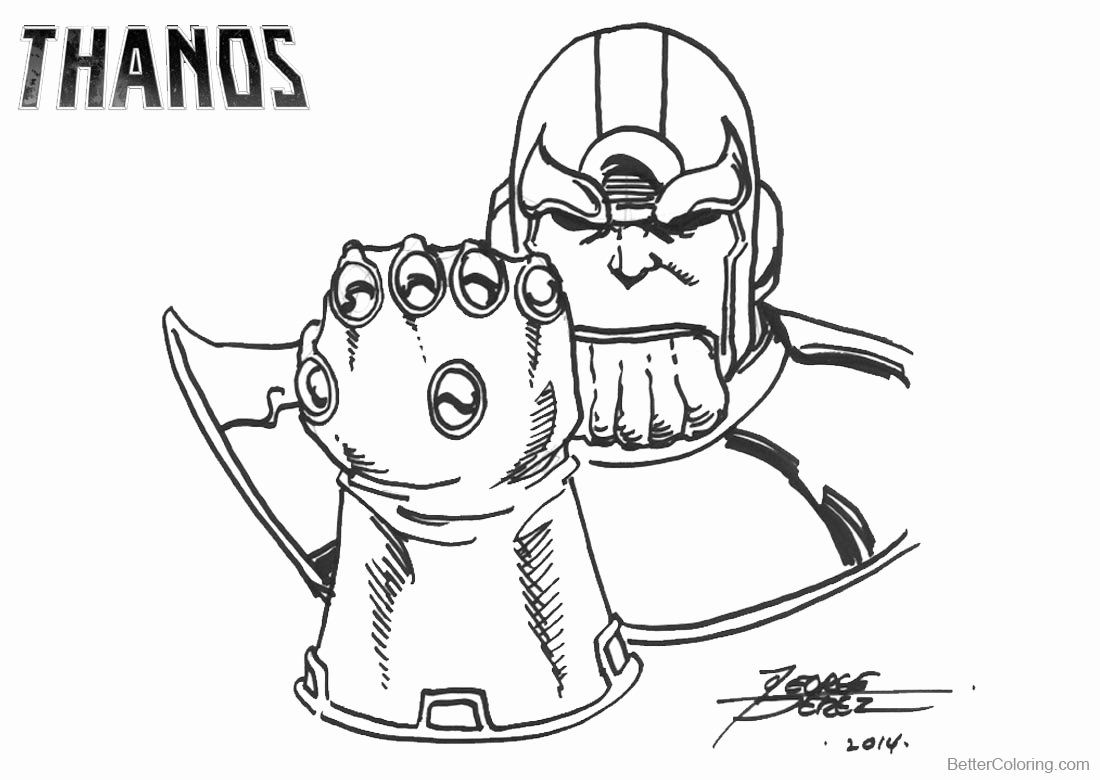 Infinity Gauntlet Coloring Page Lovely Thanos Infinity Gauntlet Coloring Pages Drawing By George In 2020 Coloring Pages Marvel Avengers Funny Avengers Funny