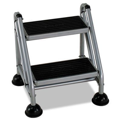 Cosco 11 824ggb1 Two Step Rolling And Folding Step Ladder Grey List Price 79 99 Buy Now 68 63 Step Stool Step Ladders Cosco