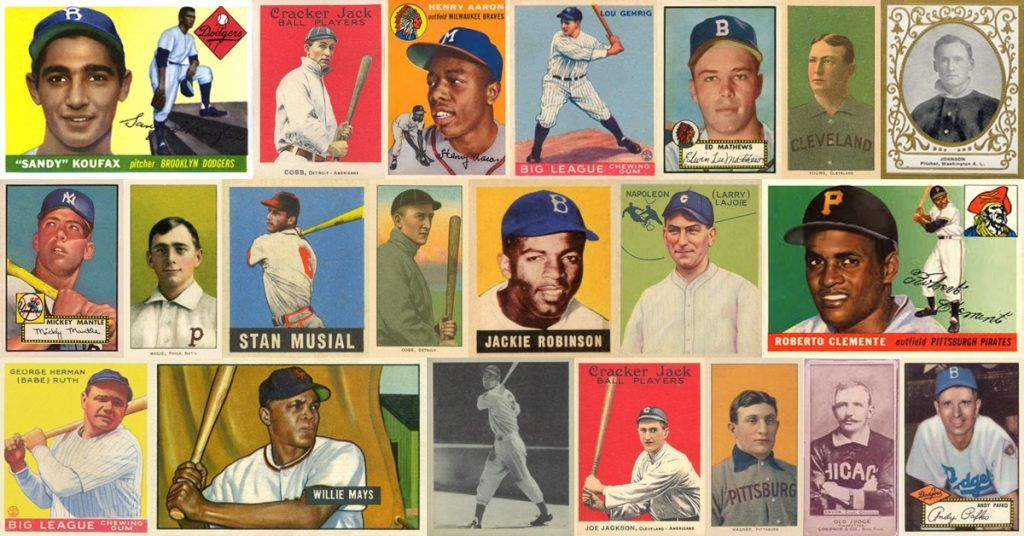 The 20 Most Expensive & Valuable Baseball Cards As Of 2019