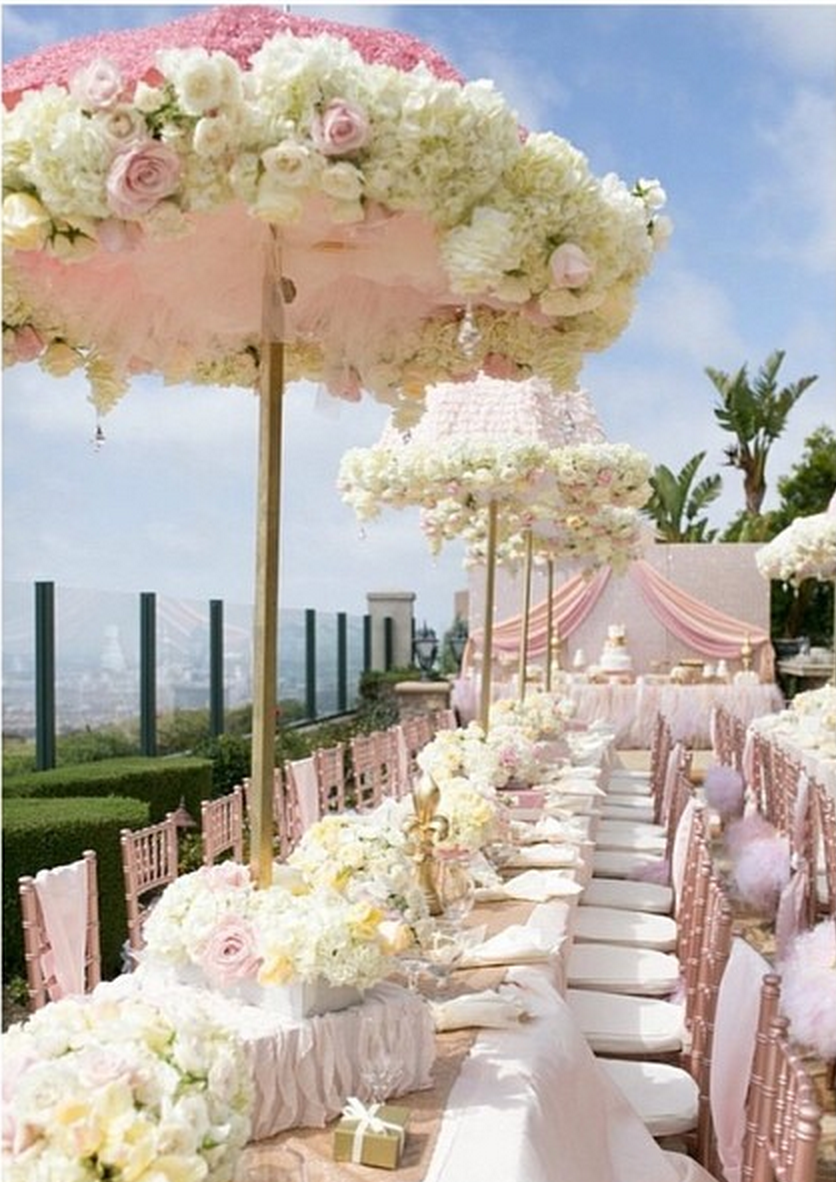 Aboutdetaietails Fabulous Baby Shower Pretty Pink And White