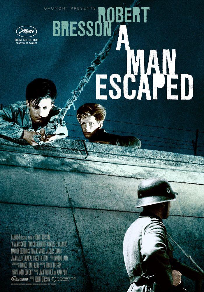 a man escaped movie