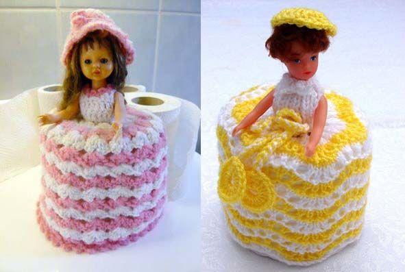 Les Chapeaux Cache Rouleaux De Papier Toilette Par Nath Didile