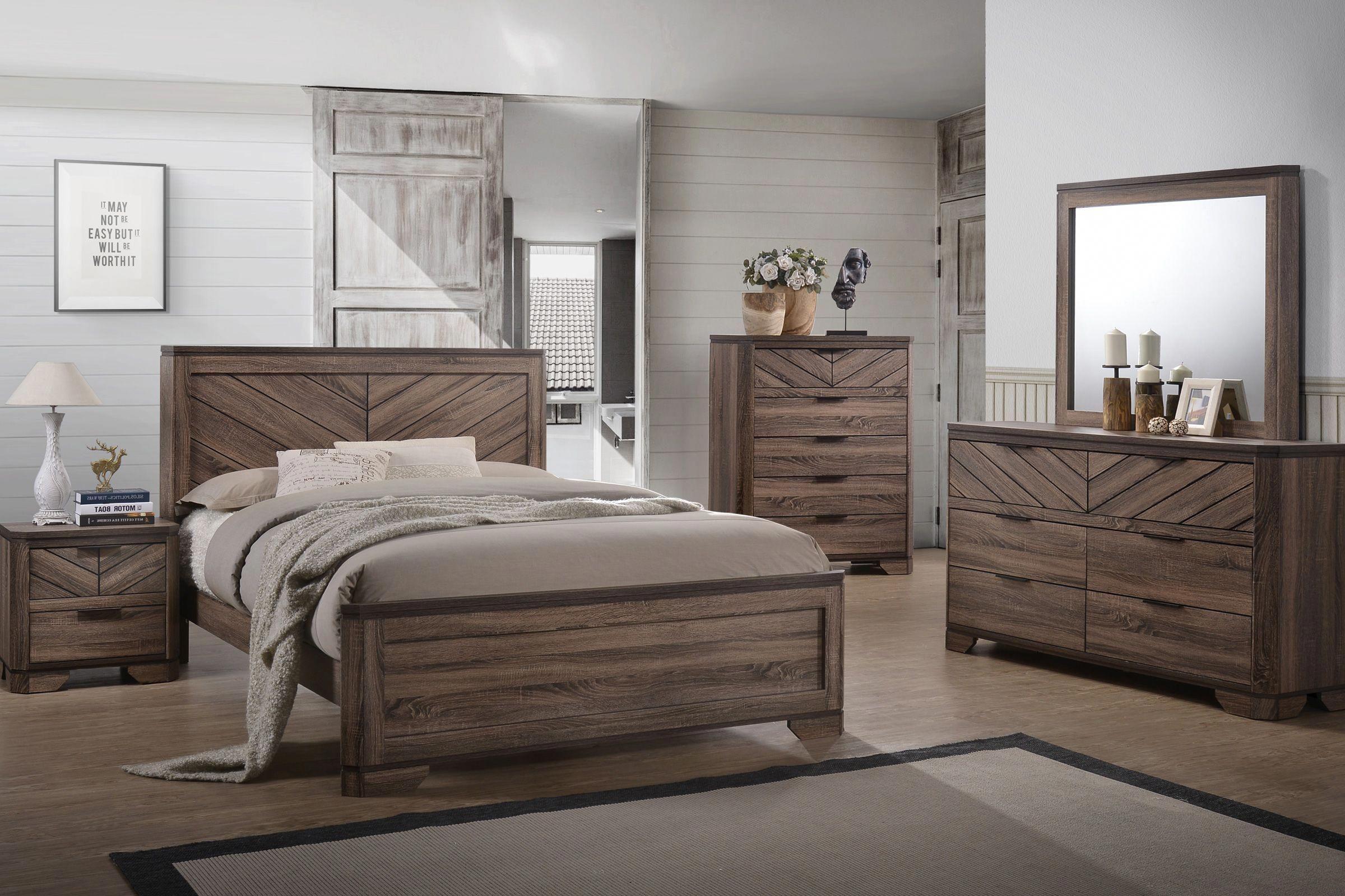 Seaburg 5Piece King Bedroom Set at GardnerWhite King