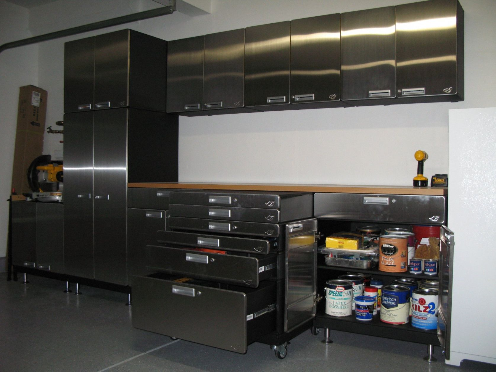 77 Used Garage Storage Cabinets Remodeling Ideas For Kitchens Check More At Http