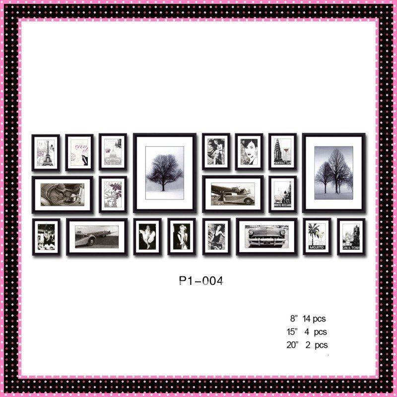 photo picture hanging template | PhOto WaLL | Pinterest | Photo wall ...