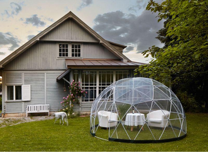 Abri de jardin Garden Igloo Hiver - Aucune   Garden igloo